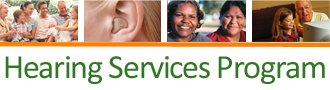 Hearing Services Program